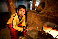 Portraits, Achalay, Children, Lima, Peru